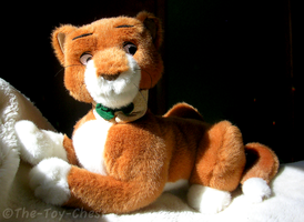 Aristocats O'Malley Plush by The-Toy-Chest