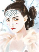 Queen Amidala by megin