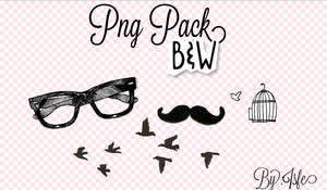 Png Pack BYW by Isfe