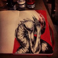 Sickly Inkly by ShawnCoss
