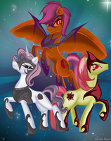 The Frenemies by Giuliabeck
