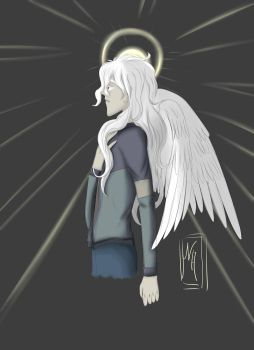 [My angel] by 66Isamine66