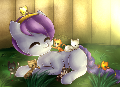 Ych Kittens (Completed) by Martenmartes