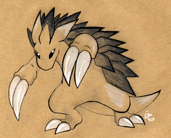 Craft Sandslash