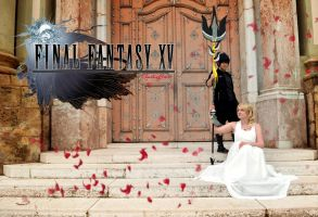Final Fantasy XV by ChaoticClaire