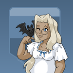 AxI - Batty For You by ErinPtah