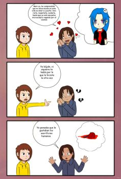 Amor sangriento by immexican