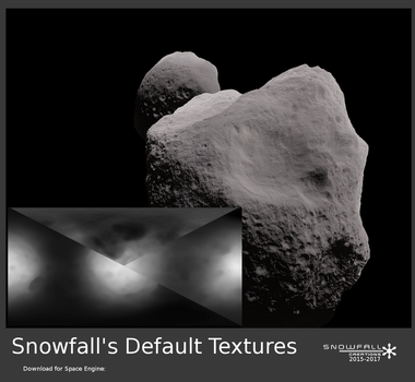 Snowfalls Default Textures for Space Engine by Snowfall-The-Cat