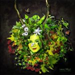Green Woman by annewipf