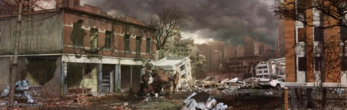 Apocalypse End by Sukkram