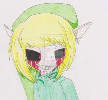 Ben Drowned *OLD* by Niximous