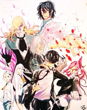 Noblesse crew by Patrucca