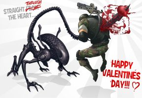 Happy Valentines Day! by PatrickBrown