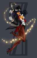 Zatanna Poster by krissthebliss