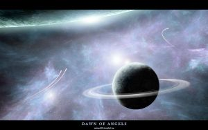 Dawn of Angels by Andromed404