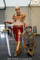 Valkyrie Leona by AstroKerrie