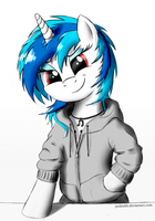 Vinyl Scratch by JunkieKB