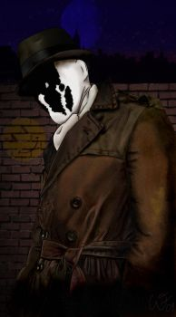 Rorschach by ZootCadillac