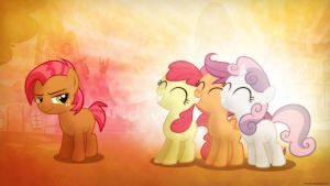 Wallpaper - Babs seed by romus91