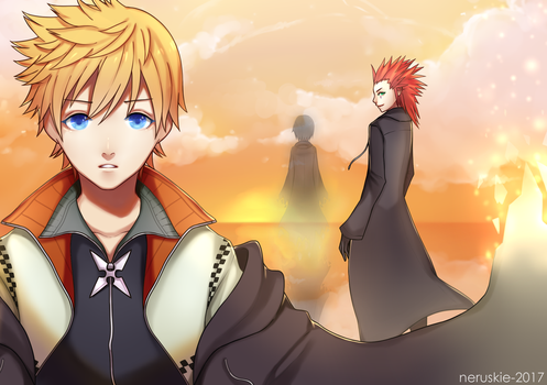 .:kh:. no one would miss me by neruskie