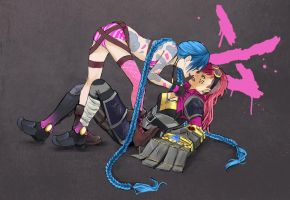 Get Jinxed by AkiDead