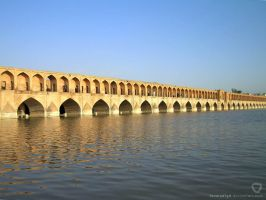 33 bridges Isfahan-Iran 1 by farshadfgd