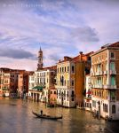 Beautiful Venezia by Hestefotograf