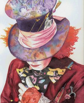 Mad Hatter by Peppysloth