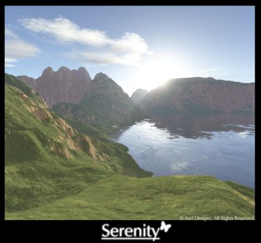 Serenity by Xsel04