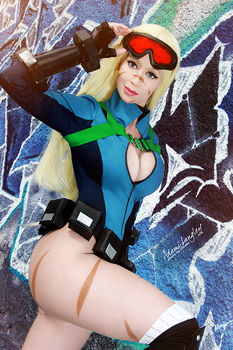 Cammy White cosplay - Alternate Costume by adami-langley