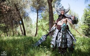 Tryndamere 2 by PortgasDAceXx