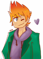 Matt Hargreaves - Eddsworld by SkweekerzTheDemon