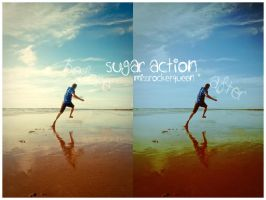 Sugar PS action by missrocketqueen