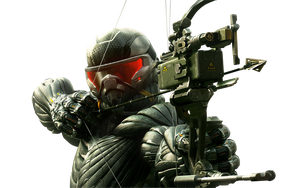 Crysis 3 Hunter Render by OutlawNinja