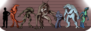Races of Eden by Frogger1093