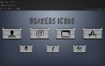 Drawers Iconset PNG by Mheltin