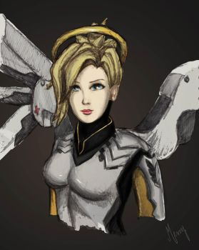 Mercy by SeraphinaDawn