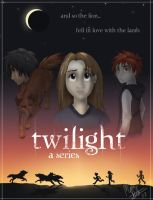 Twilight poster by nooby-banana