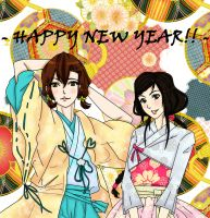 Admoneo: Happy New Year by D-for-Duchess