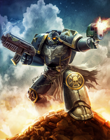 Space marine by smilout