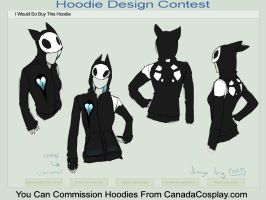 I'd Buy this Hoodie by DarkHatDesign
