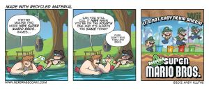 Nerd Rage - Made With Recycled Material by AndyKluthe