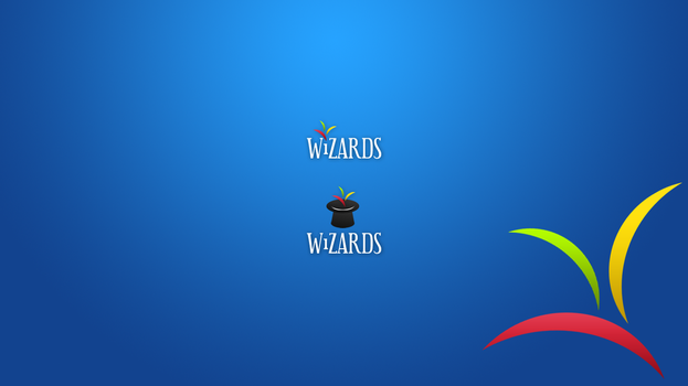 WiZARDS Logo by celes15