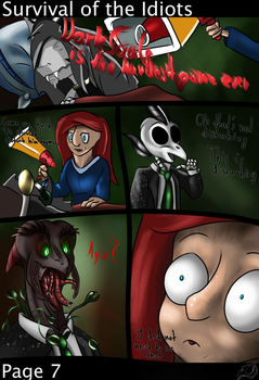 Survival of the Idiots - Page 7 by DeadBird-Hushabye