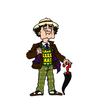 7th Doctor by tard15