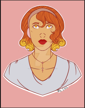 Another Bust :') by MysteriousComplexity