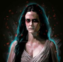 Vanessa Ives - Penny Dreadful by KevinMonje