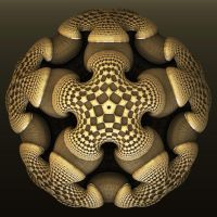 Rotated Dodecohedron by dainbramage1