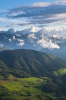 Clouds over Paradise by motzhoeld