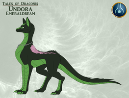 Undora Emeraldbeam - Ref by Constelia
